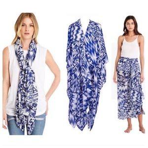 MICHAEL STARS Ruana/Scarf/Sarong Resortwear
